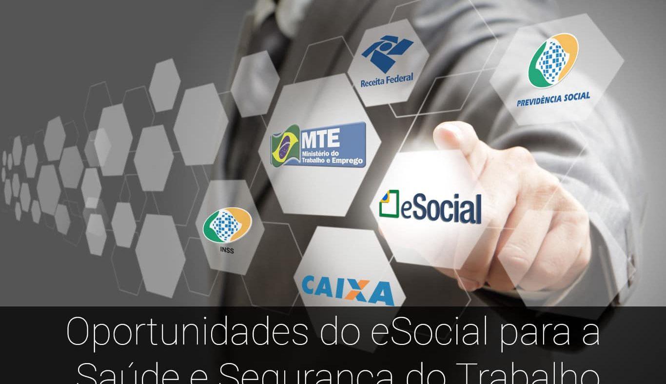eSocial para a Saúde e Segurança do Trabalho