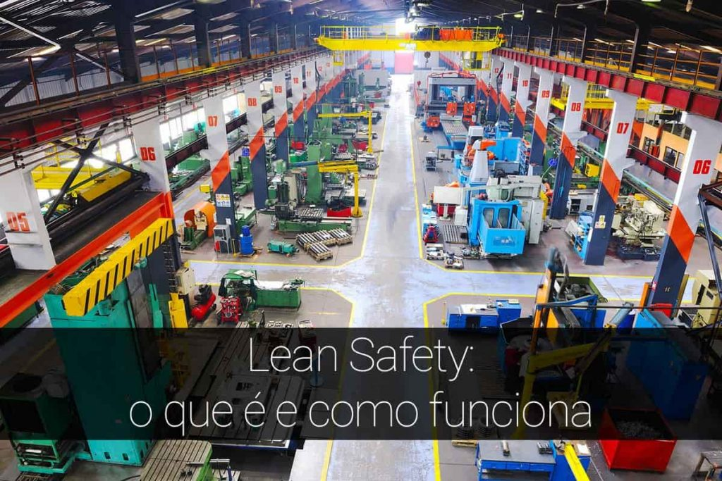 Pensamento Lean Safety