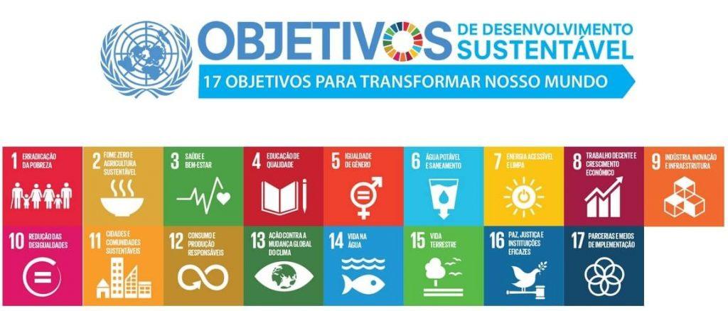 objetivos sustentáveis