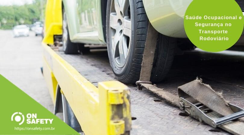 Acidente no trabalho - Transporte rodoviário