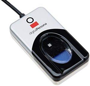 leitor biométrico uareu 4500