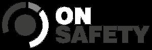 Logo OnSafety negativa