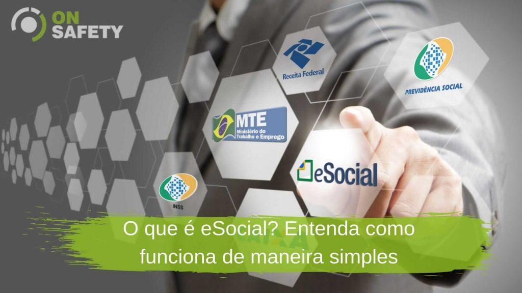 O que é eSocial