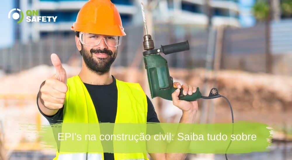 epi na construção civil