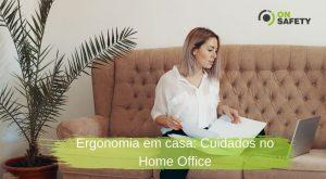 ergonomia em casa